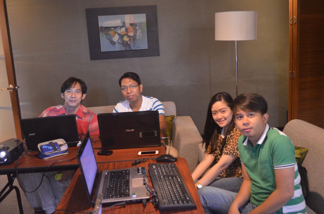 Drupal Website Training in AsiaPro Philippines, Metro Manila