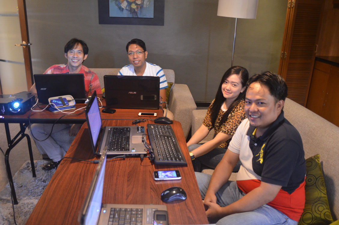 Drupal training in the Philippines, Metro Manila