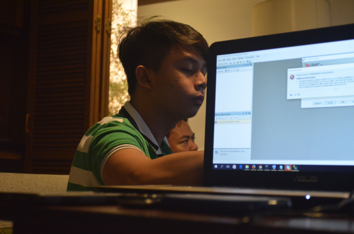 Drupal training in Ortigas, Pasig, Philippines
