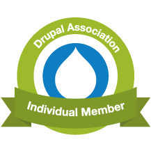Proud Drupal Association Member, Philippines individual member