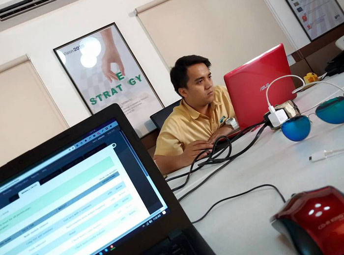 Drupal seminar and training in Quezon City, Philippines
